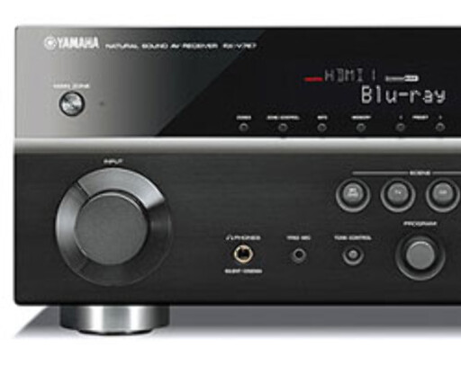 Receiver tre anbefalte recievere til under kroner for Yamaha rx v767