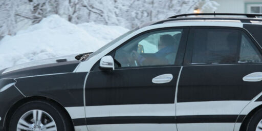 image: Neste Mercedes M-SUV avslørt