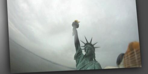New York fra radiostyrt fly