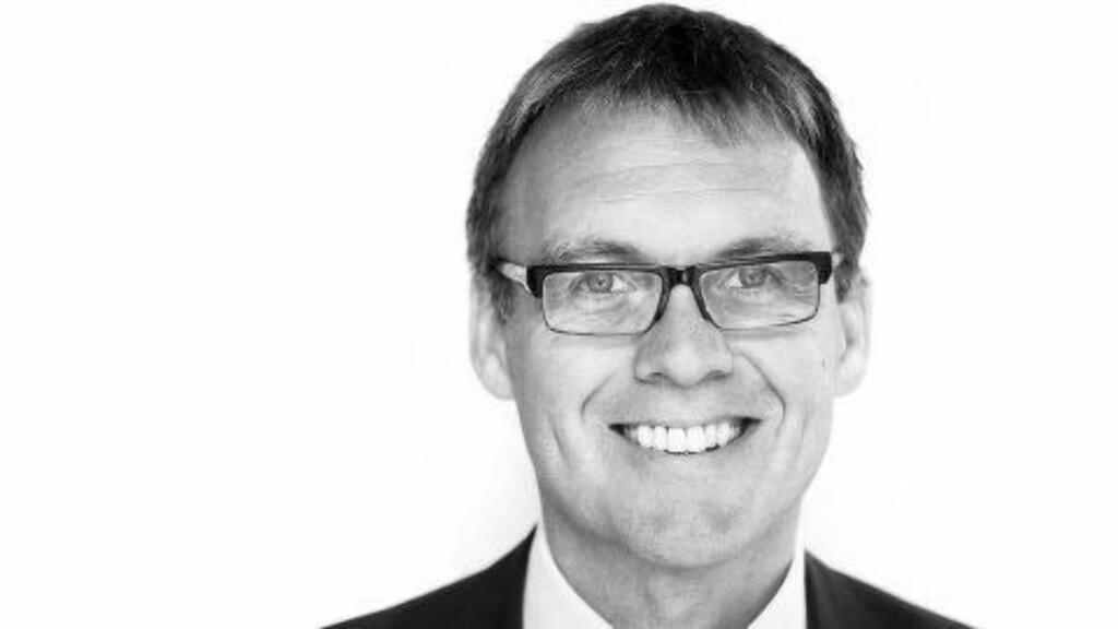 MULIGENS IKKE TYDELIG NOK: Informasjonsdirektør Hans Tronstad i Sparebank 1 SMN mener imidlertid premisset kritikken er bygget på, er feil. Foto: Sparebank 1 SMN