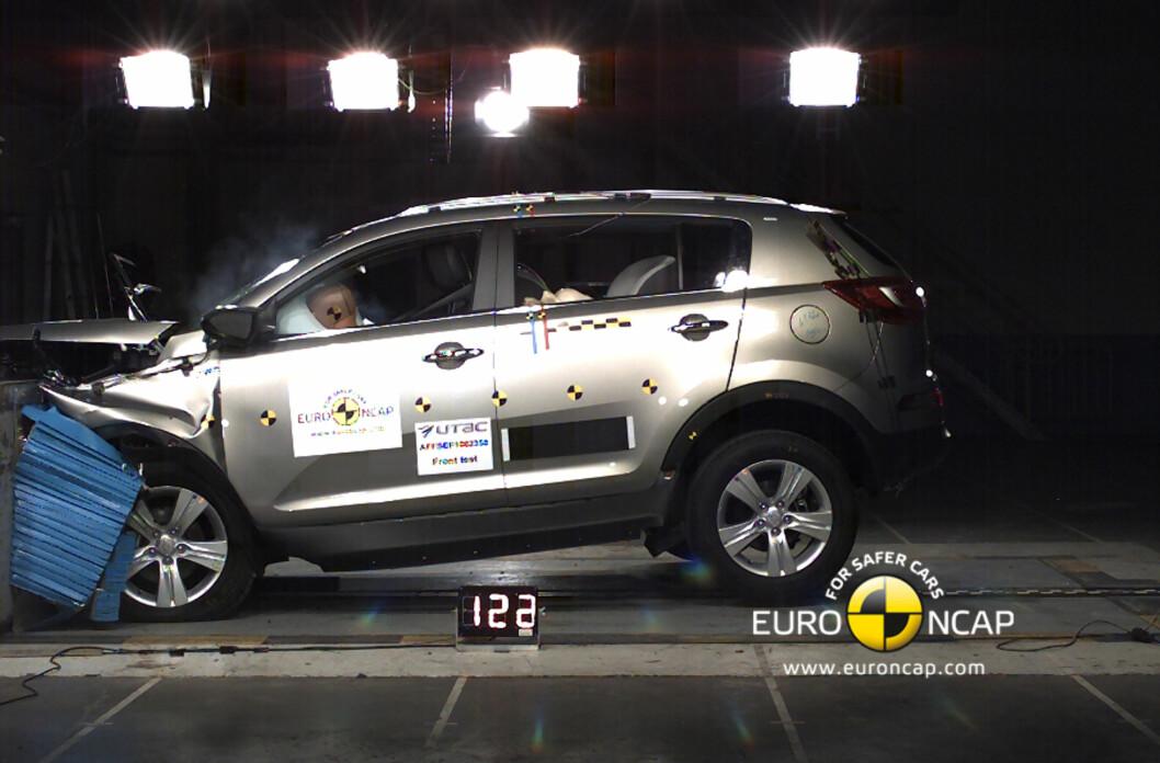 Foto: Euro NCAP