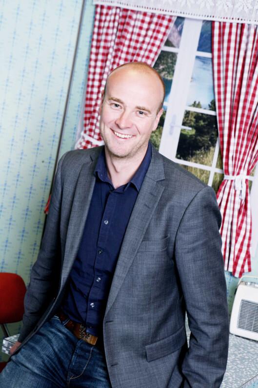 Ole Kristian Ullereng, administrerende direktør på FINN torget