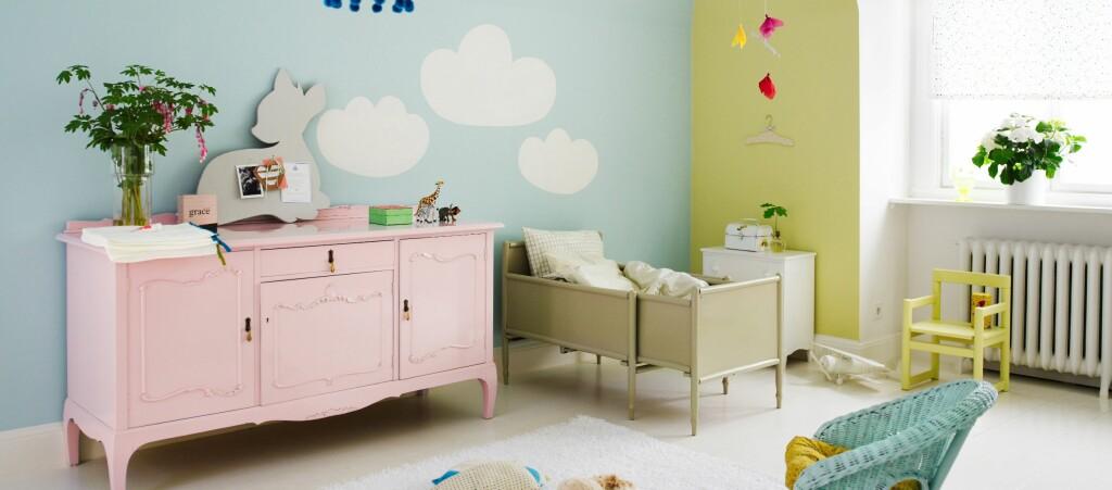 Kan du male barnerommet? - DinSide