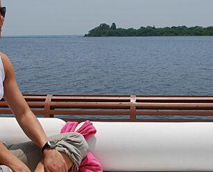 image: Et cruise av en annen verden