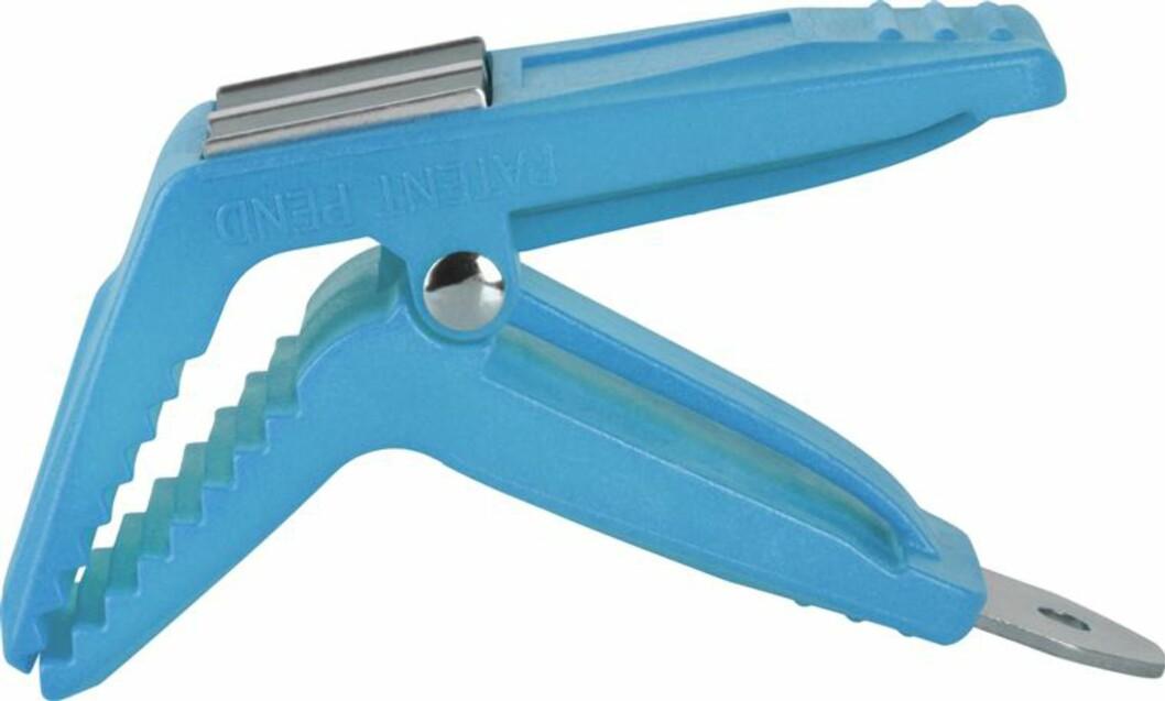 Magnetisk penselholder/åpner for malingsspann Foto: Clas Ohlson