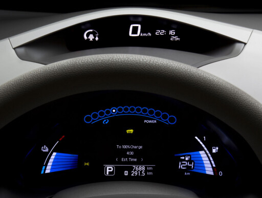 image: Nissan Leaf: Terningkast seks