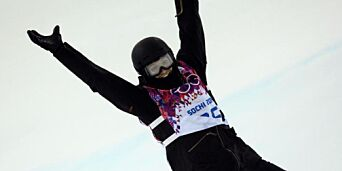 image: Snowboard-sjokk i Sotsji: Shaun White misset da han kunne bli historisk