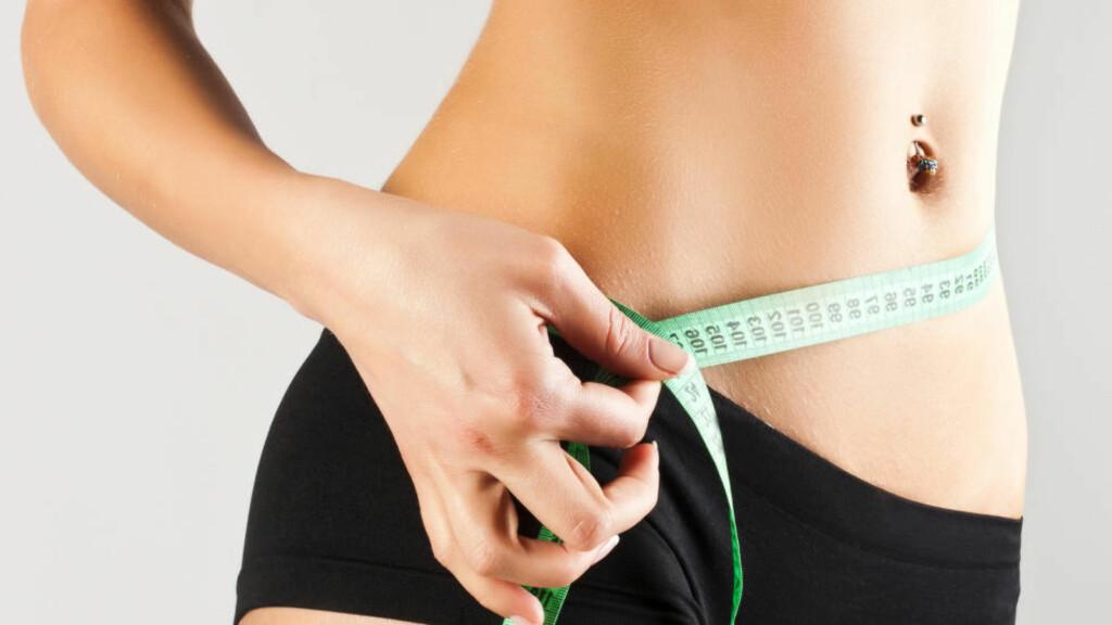 KREVER MOTIVASJON:  5:2-dietten har blitt kalt en «bootcamp for selvdisiplinen». Du må derfor være ordentlig motivert før du starter på dietten. Foto: COLOURBOX