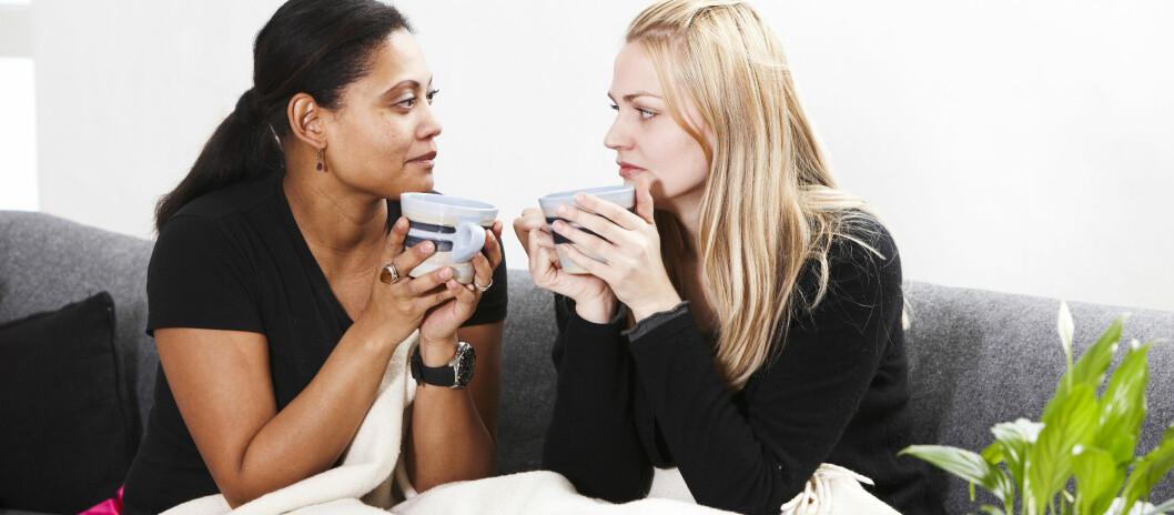 <strong><b>Hold varmen:</strong></b> En varmepumpe bidrar til å holde oppvarmingskostnadene nede.  Foto: Colourbox.com