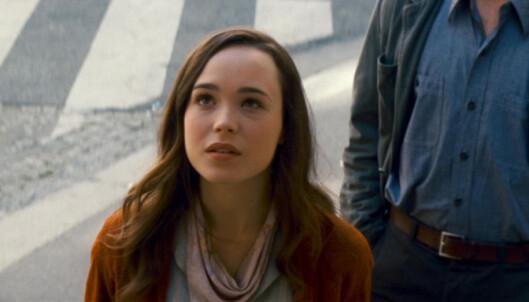 Ellen Page står fram som lesbisk
