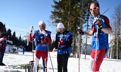 image: Et av Olympiatoppens største prosjekter noensinne skulle sikre Norge best ski i Sotsji