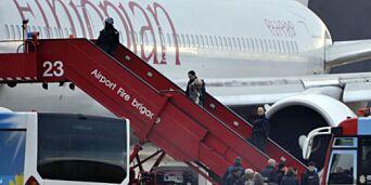 image: Etiopisk annenpilot (30) kapret fly, ville søke asyl: - Vi prøver så godt vi kan, Sir
