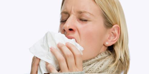 Slik forebygger du smitte