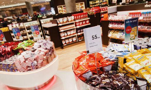image: Derfor får du ikke kjøpt peanøtter på taxfree