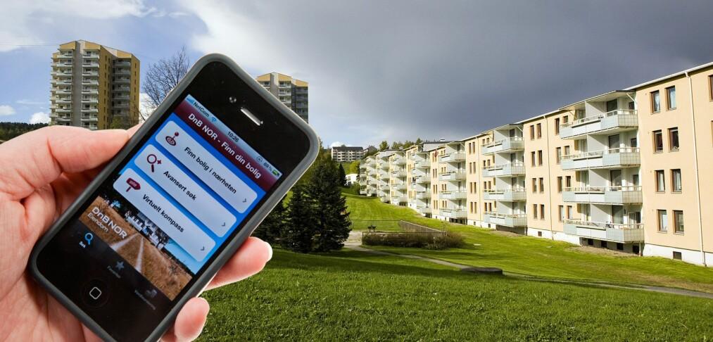 Norges beste boligsøk på mobil?