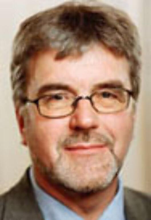 Informasjons-direktør i If, Jack Frostad. Foto: If