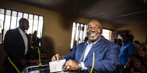 image: Familien har styrt Gabon i 50 år - og blitt styrtrike av oljen: Nå har sønnen til «Bongo fra Kongo» erklært seier i omstridt presidentvalg