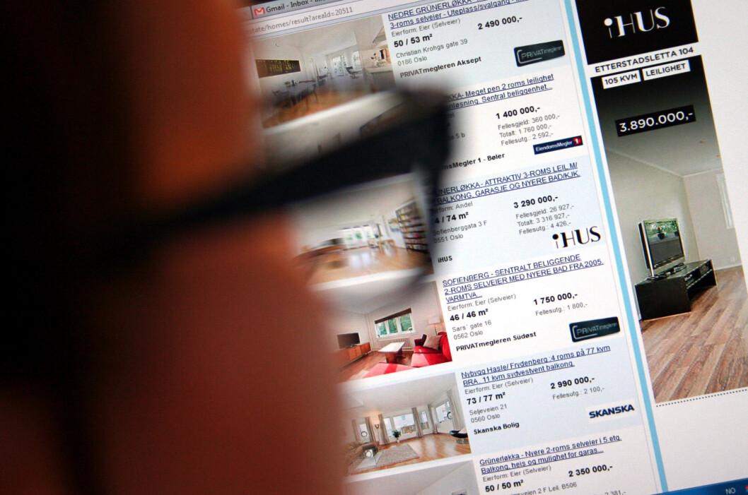 <strong>IKKE SANT:</strong> iHus får kritikk for å ha solgt boliger med mindre felleskostnader i måneden enn det som faktisk er tilfelle.  Foto: OLE PETTER BAUGERUD STOKKE
