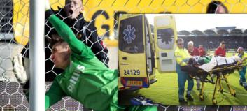 PSV-keeper ble liggende bevisstløs etter denne redningen