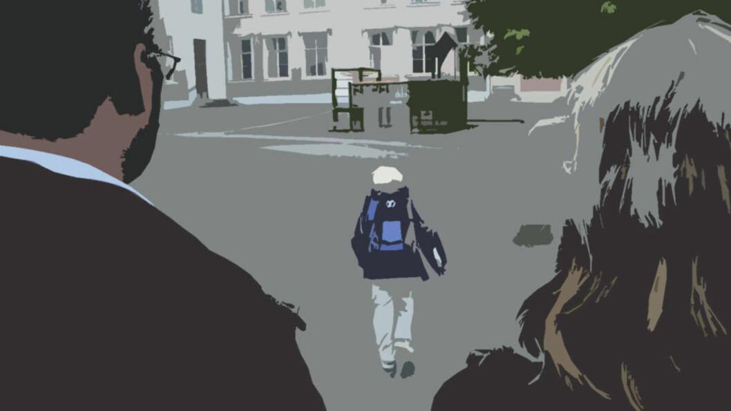 <strong>SKOLENS ROLLE:</strong> At skolen inntar en rolle der de vet bedre enn samtlige foreldre i Oslo, og samtidig definerer behovet for når en familie trenger et pusterom, må kunne sies å være langt utover skolens mandat, skriver Håvard Tjora. Illustrasjon: COLOURBOX