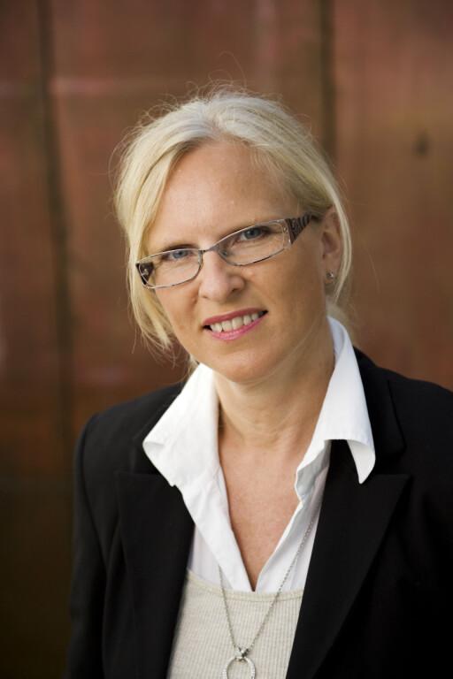 Sidsel Sodefjed Jørgensen er forbrukerøkonom i DnB NOR. Foto: DnB NOR