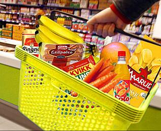 Er maten i handlekurven din trygg?