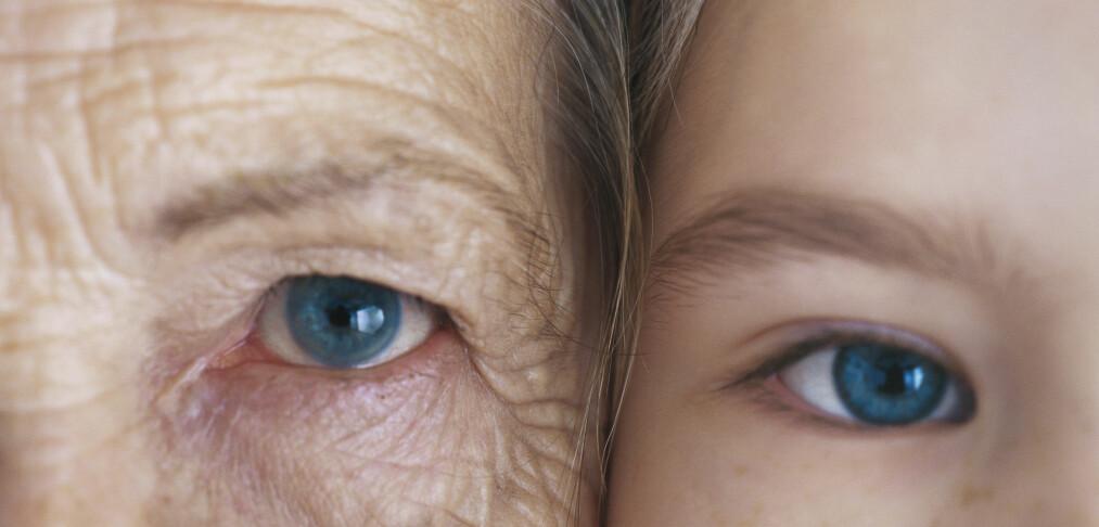 Test som avslører hvor gammel du blir