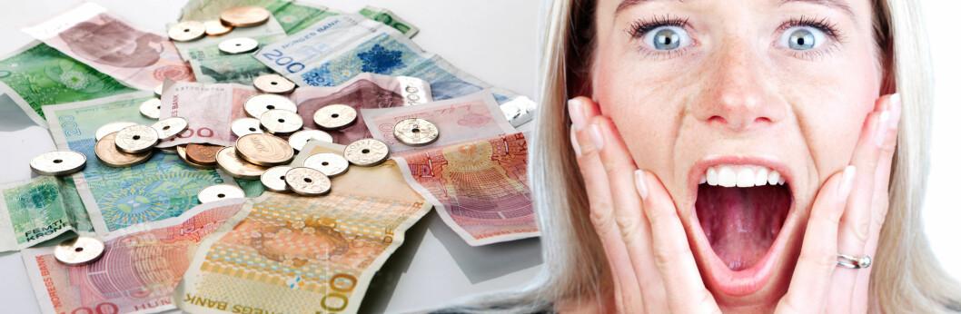 <strong><B>MANGE VINNERE:</strong></B> Mer enn 4.700 ganger er storpremiepottene i Lotto og Viking-Lotto delt ut.  Foto: Colourbox/Kim Jansson
