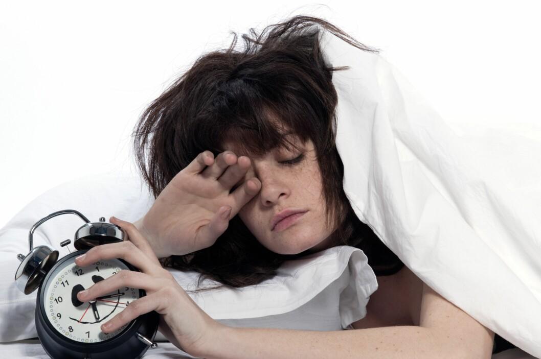 <strong>SYV TIMER ER BEST:</strong> I løpet av disse timene får du dekket søvnbehovet ditt perfekt.  Foto: Panther Media