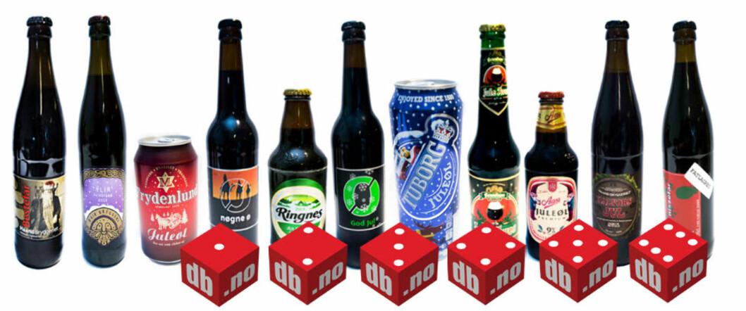 <strong>DAGBLADETS ØLTEST:</strong> Vårt panel bestående av sju øl-eksperter har luktet, smakt og smattet seg gjennom over 60 øl og kommet fram til noen klare vinnere og tapere. Foto: THOMAS RASMUS SKAUG