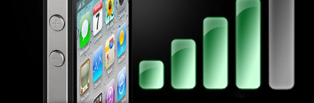 Apple gir gratis omslag til alle iPhone 4-eiere