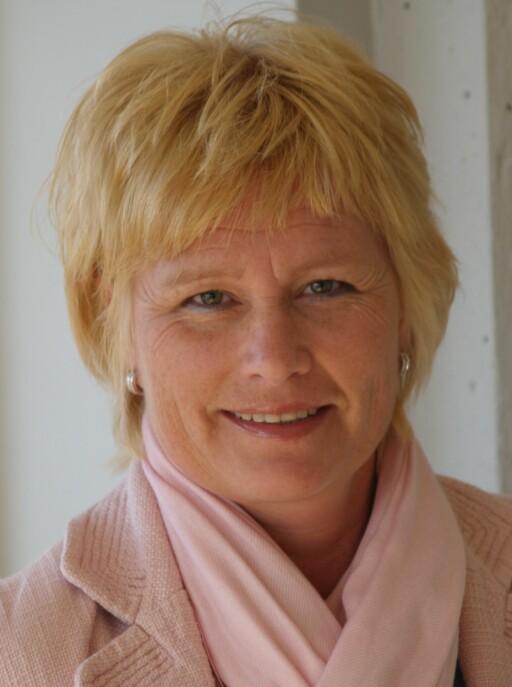 Senior kommunikasjonsrådgiver Ann Håkonsen i Finansnæringens Fellesorganisasjon. Foto: FNO