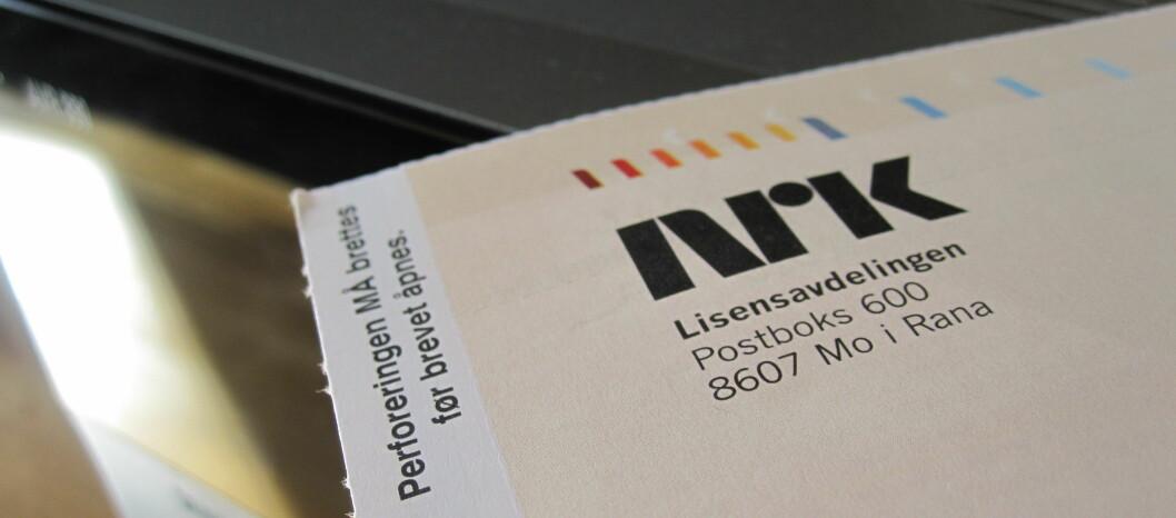 Faktura for lisenstermin 2 er sendt ut nå. Foto: KAROLINE BRUBÆK