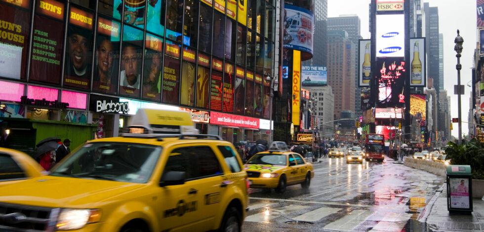 image: Forbyr utleie av leiligheter til turister i New York