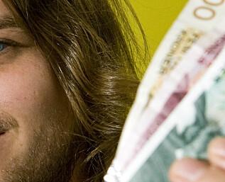 - Ikke betal med kontanter