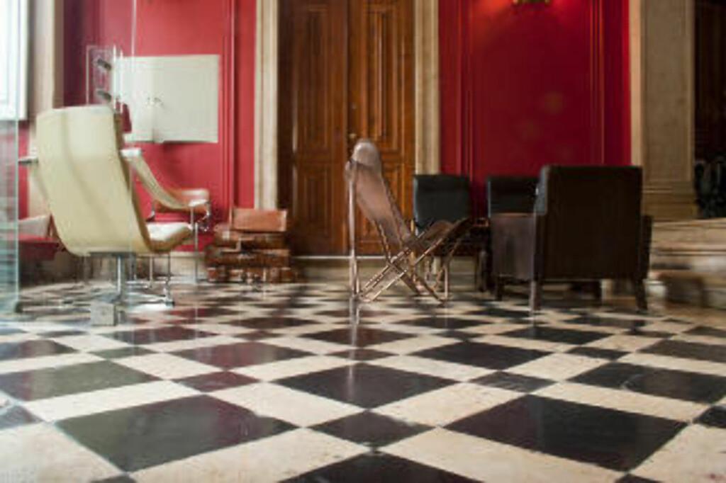 STILFULLT : The Independente i Lisboa byr på lune salonger og utsikt. Foto: THE INDEPENDENTE