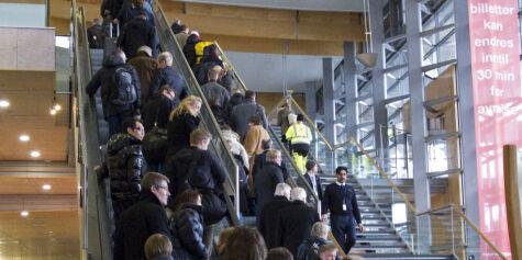 image: Se opp for tyvene på Gardermoen