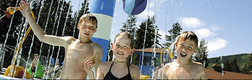 <strong><b>MORO-MOMS:</strong></b> Bø Sommarland er en av familieparkene med før-moms-priser før 1. juli og etter-moms-priser fra 1. juli. Nå kan du kjøpe sommerens besøk til før-moms-priser, uansett når du har tenkt å bade. Foto: Bø Sommarland