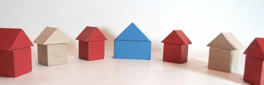 Fra 1. juli i år skal alle boliger energimerkes, slik at det skal bli lett å sile ut de mest energieffektive.  Foto: Tory Byrne