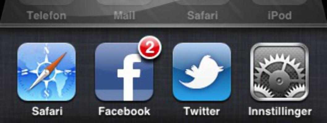 <strong><B>BAK KULISSENE:</strong></B> Med iOS 4 kan du endelig kjøre flere programmer samtidig - på en måte.