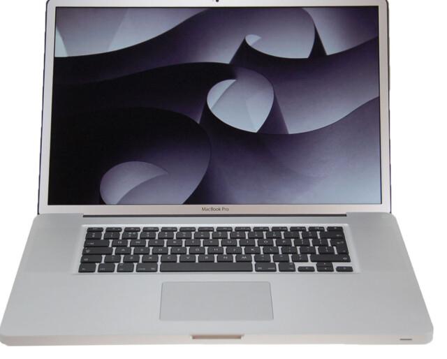 Exceptionel Apple MacBook Pro 17