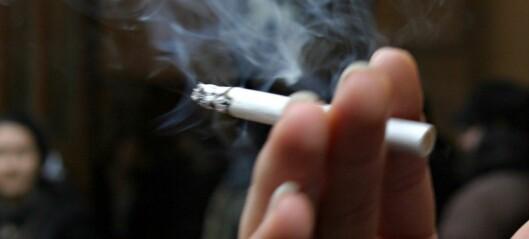 Plages du av naboens røyk?