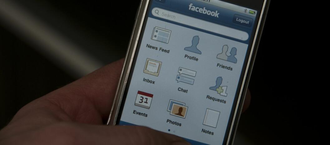 0.facebook.com er en egen tjensete som tilbyr gratis mobilsurfing på Facebook. Foto: Colourbox.com