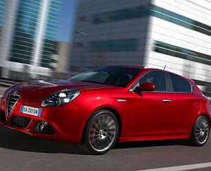 image: Alfa Romeo Giulietta imponerer