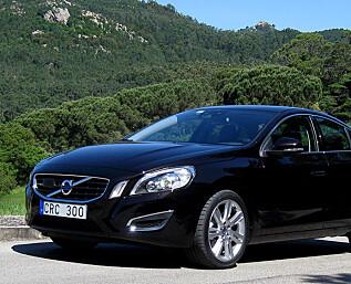 PRØVEKJØRT: Nye Volvo S60