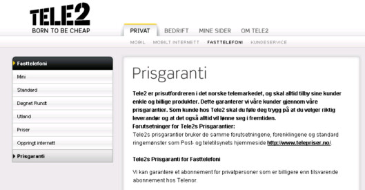 <strong> Foto:</strong> tele2.no