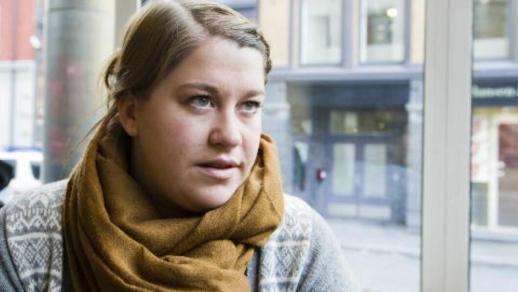 <strong>TELEFONTRØBBEL:</strong> Torunn Husvik fikk mobilen stjålet. Nå laster den nye «eieren» opp bilder på hennes iCloud-konto. Foto fra en tidligere anledning: Berit Roald / Scanpix