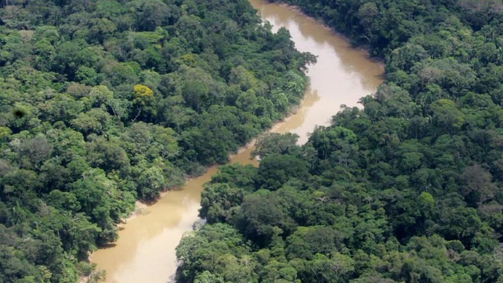 ECUADOR: Selskapet Texaco skal ha boret etter olje i Amazonas-området i Ecuador før de ble kjøpt opp av Chevron. Nå er Chevron dømt til å betale erstatning på nesten 59 milliarder kroner for miljøskader. Foto: AP Photo/Dolores Ochoa/NTB Scanpix.