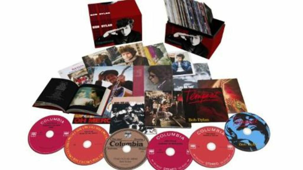 image: Bob Dylan er stadig ny, men alltid den samme