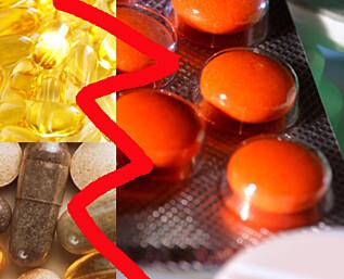 Omega-3 + medisin = ikke bra